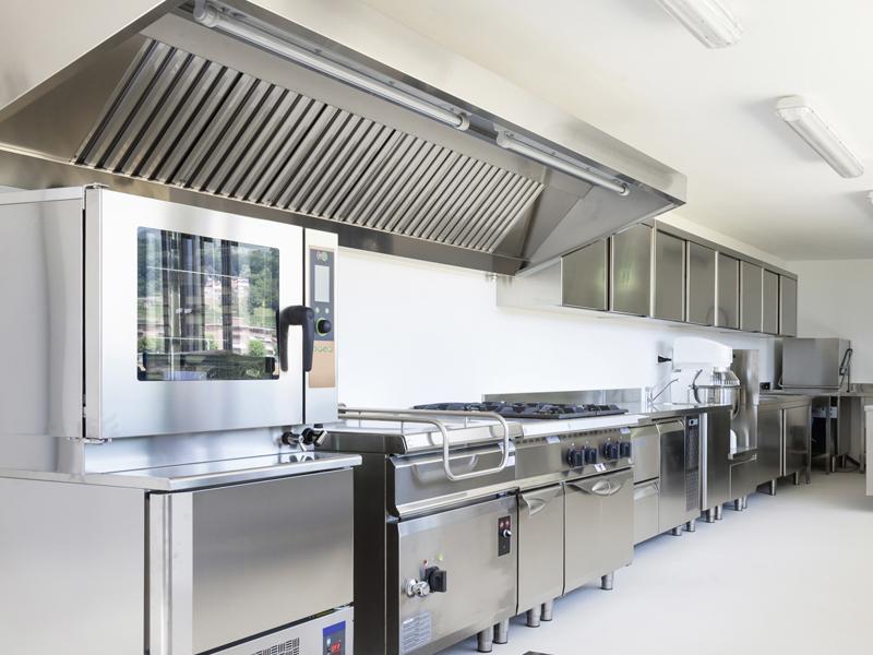 Küchenreinigung, Kantinenreinigung